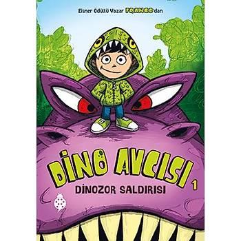 Dino Avcýsý - 1 Dinozor Saldýrýsý
