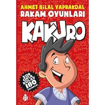 Rakam Oyunlarý - Kakuro / Ahmet Bilal Yaprakdal