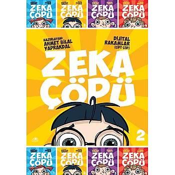 Zeka Çöpü - 2 Dijital Rakamlar (Çift Çöp) / Ahmet Bilal Yaprakdal