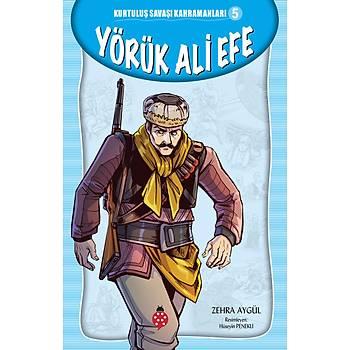 Kurtuluþ Savaþý Kahramanlarý-5 YÖRÜK ALÝ EFE /Zehra Aygül