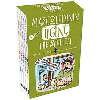 Atasözlerinin Ýlginç Hikâyeleri (Set) / Hale Eþtürk Altay