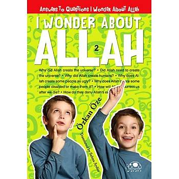 I Wonder About Allah 2 - Özkan Öze