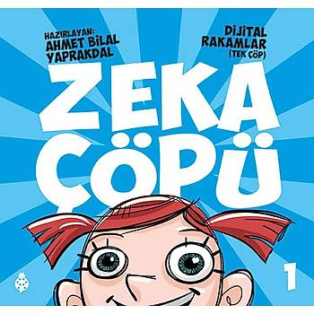 Zeka Çöpü - 1 Dijital Rakamlar (Tek Çöp) / Ahmet Bilal Yaprakdal