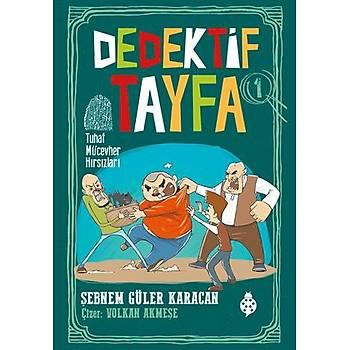 Dedektif Tayfa - 1 / Tuhaf Mücevher Hýrsýzlarý