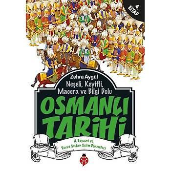Osmanlý Tarihi - 4