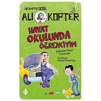 Ali Kopter - 4 / Hayat Okulunda Öðrenciyim