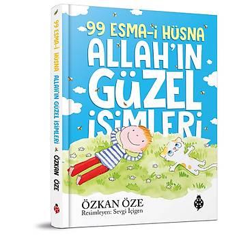 99 ESMA-Ý HÜSNA ALLAH'IN GÜZEL ÝSÝMLERÝ (CÝLTLÝ) / Özkan Öze
