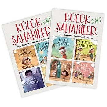 Küçük Sahabiler 1. ve 2. SET (8 Kitap)