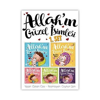 Allah'ýn Güzel Ýsimleri 1. Set - Özkan Öze