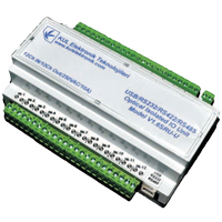 USB/RS232/RS422/RS485 Optical Isolated IO Unit