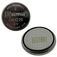CR1220 - BATTERY 3V Li-MnO2 BUTTON