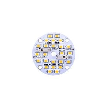 ÇAP:43.5mm YUVARLAK DOWNLIGHT PCB MODUL