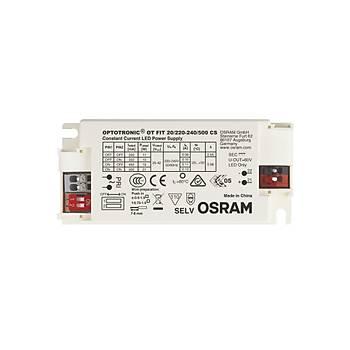OSRAM OT FIT 20/220…240/500 CS SABÝT AKIMLI COMPACT TÝP LED SÜRÜCÜ