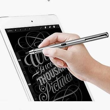Wiwu P666 Picasso Active Stylus Dokunmatik Çizim Kalemi Siyah