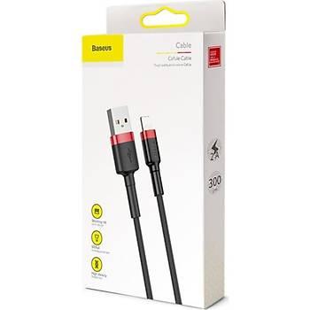 Baseus Caffule Serisi Lightning USB Lightning 3Metre Þarj ve Data Kablosu