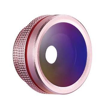 Benks 4 in 1 Optik Telefon Kamera Lens Rose Gold