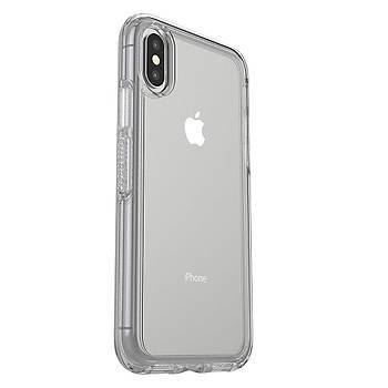Otterbox Symmetry Clear Uv Dayanýklý iPhone X/XS 5,8 Kýlýf Þeffaf