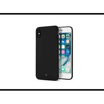 TTEC 2PNS258S Smooth Air ÝPhone XS/X Telefon Kýlýfý Siyah