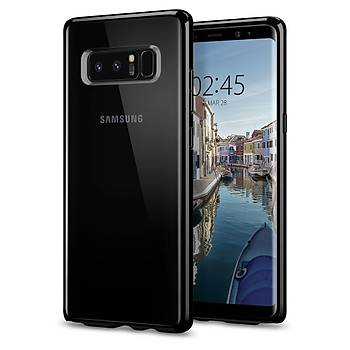 Spigen Galaxy Note 8 Ultra Hybrid Kýlýf Midnight Black