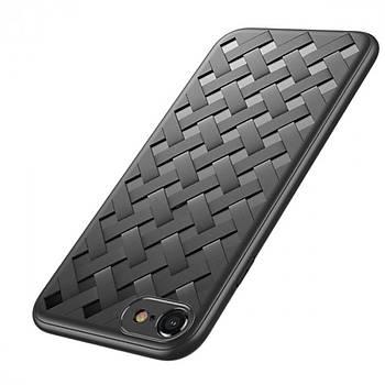 Baseus Paper Cut Serisi iPhone 7 Plus / iPhone 8 Plus Kýlýf Siyah