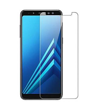 Piili 4D Full Screen 4 Katman Galaxy A8 2018 Plus Ekran Koruyucu