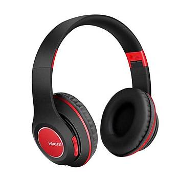 Zore BTK-ZR51 Katlanabilir Radyo Özellikli Bluetooth Kulaklýk Green