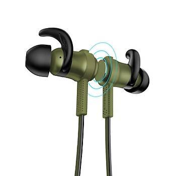 Baseus Encok S01 Serisi Bluetooth Kulaklýk Yeþil