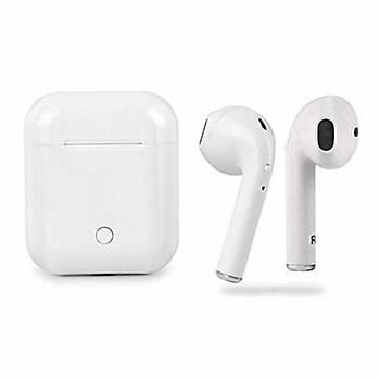 Airpods Tüm Telefonlara Uyumlu Ý9S Tws Bluetooth Kulaklýk + Kýlýf