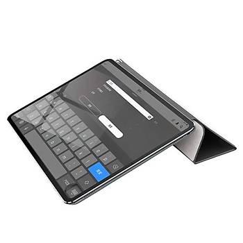 Baseus Simplism Y-Type Leather Case iPad Pro 11 Tablet Kýlýfý Lacivert