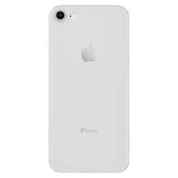 Spigen iPhone 7 / 8 Air Skin Ultra Ýnce 4 Tarafý Tam Koruma Kýlýf