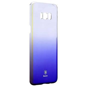 Baseus Samsung Galaxy S8 Plus Glaze Ultra Slim Kýlýf Siyah