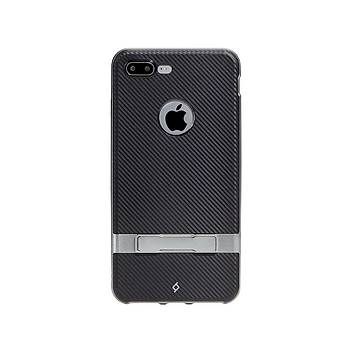 Ttec Evoque iPhone 7-8 Plus Standlý Koruma Kýlýfý Füme