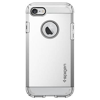 Spigen iPhone 7 / iPhone 8 Tough Armor Kýlýf Satin Silver