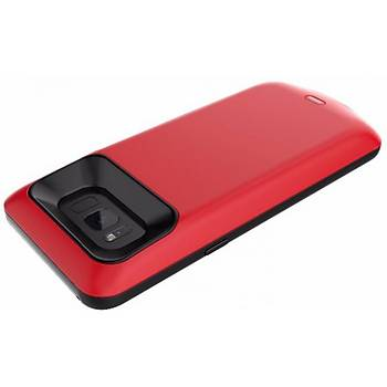 Baseus Geshion Backpack Galaxy S8 Plus 5500 Mah Þarjlý Kýlýf