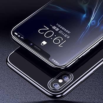 Benks Electroplating TPU Apple iPhone XS Kýlýf Rose Gold