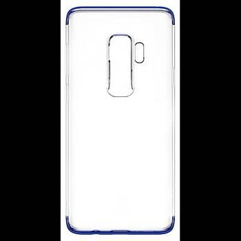 Baseus Armor Samsung Galaxy S9 Plus Darbeye Dayanýklý Kýlýf Mavi