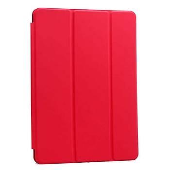 AntDesign Apple iPad 5 Stand Özellikli Kýlýf Kýrmýzý
