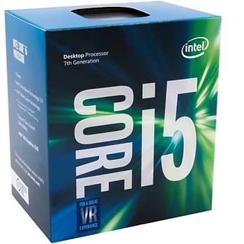 Intel Core Ý5-7400 3.0Ghz 6Mb(Vga) 1151P Ýþlemci