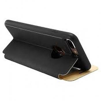 Baseus Simple Leather iPhone 7 Plus Standlý Deri Kapaklý Kýlýf