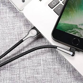Baseus Mvp 1,5A iPhone Lightning Mobil Oyun Data Þarj Kablosu 2M