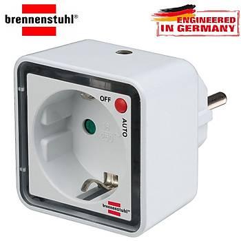 Brennenstuhl Priz Özellikli Sensörlü 2 Led 1 Lm Gece Lambasý