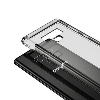 Baseus Safety Airbags Galaxy Note 9 Darbeye Dayanýklý Kýlýf Siyah