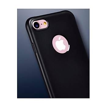 Hoco Juice Serisi iPhone 6 / iPhone 6S TPU Silikon Kılıf Kırmızı