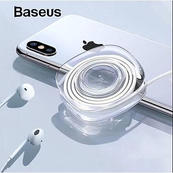 Baseus Universal Gel Pad Telefon Tutucu transparent Þeffaf