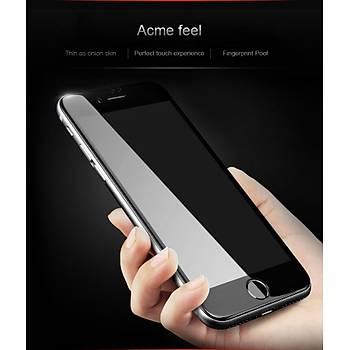 Lito Tempered Glass iPhone 6 / 6S Plus Cam Ekran Koruyucu Beyaz