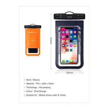 Baseus Multi-Functional Waterproof Su Altý Telefon Kýlýfý