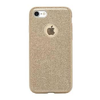 Ttec Stardust Serisi Apple iPhone 7 Plus Kýlýf Altýn