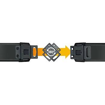 Brennenstuhl Premium-Line Uzatma 10 Soketli 3M. Priz Siyah