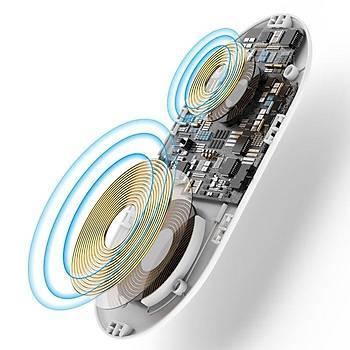 Baseus Smart Wireless Apple Watch Ve iPhone Masaüstü Þarj Cihazý