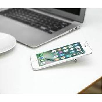 Baseus Privity Ring Bracket Telefon Tutucu Yüzük Siyah